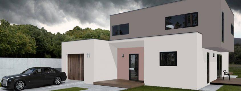 Obnova in izdelava fasade - cena