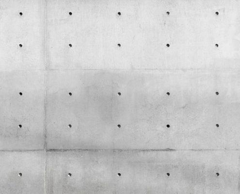 Izdelava betonske škarpe