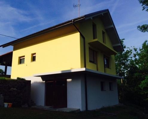 Fasada Ortnek