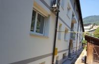 Fasada Idrija - potem