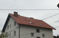 Fasad, streha - Ljubljana - potem