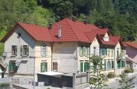 Podbrdo streha - potem