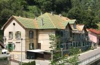 Podbrdo streha - prej 3
